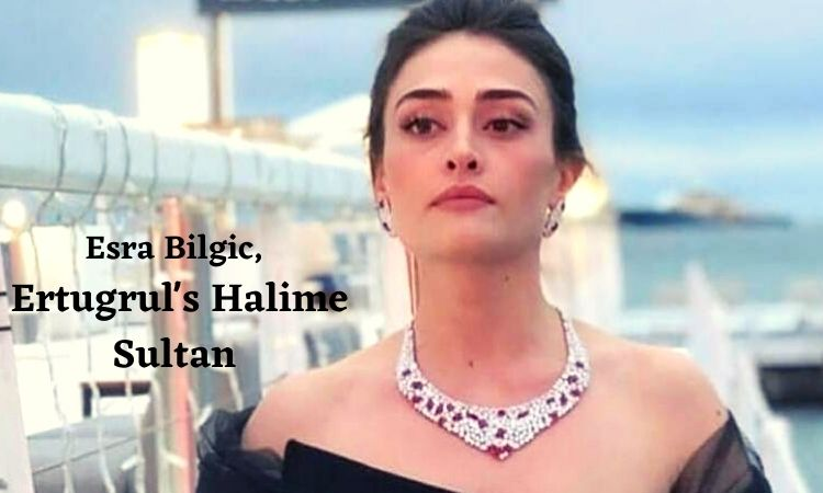 Ertugrul actress Esra bilgic aka halime sultan looking stunning