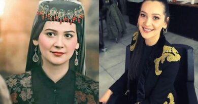 Turkish Actress Gulsim Ali Known as Aslihan Hatun Will Share Good News For Pakistani Fans