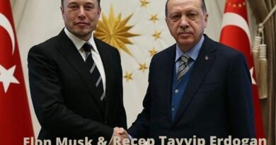 Turkish president, SpaceX CEO discuss cooperation