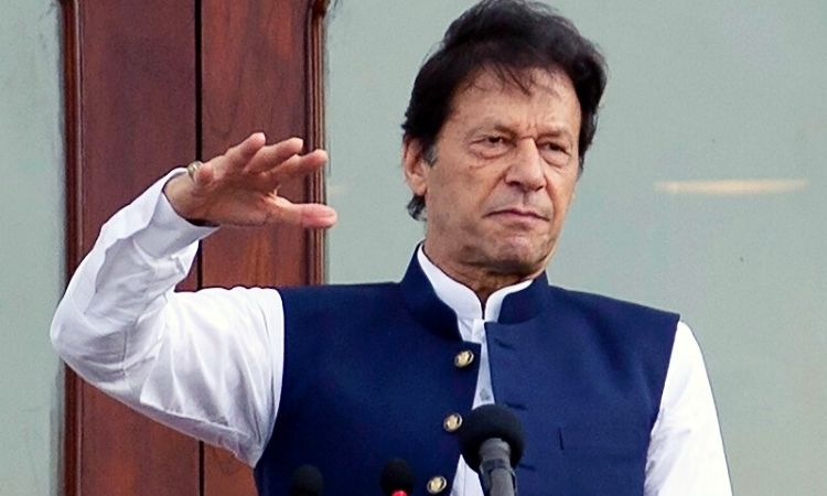 Pakistan's PM fears civil war if no peace deal in Afghanistan